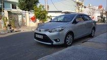 Cần bán Toyota Vios 1.5E CVT sản xuất năm 2016, màu bạc như mới
