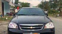 Bán gấp Chevrolet Lacetti 2013, màu đen, xe gia đình