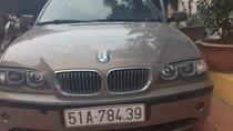 Bán BMW 3 Series 318i đời 2002, màu nâu