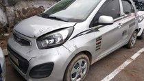 Cần bán xe Kia Morning 1.25MT 2015, màu bạc