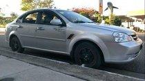 Cần bán xe Chevrolet Lacetti năm 2012, màu bạc chính chủ, 270 triệu