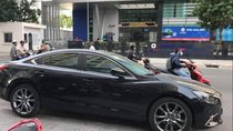 Bán xe Mazda 6 đời 2018, màu đen như mới, giá chỉ 840 triệu