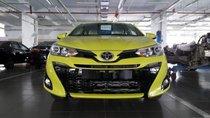 Bán ô tô Toyota Yaris 1.5G 2019, màu vàng, nhập khẩu nguyên chiếc, giá 650tr