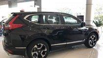 Bán xe Honda CR V sản xuất năm 2019, màu đen, nhập khẩu