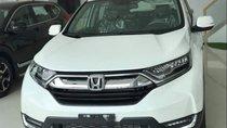 Cần bán Honda CR V đời 2019, màu trắng, xe nhập