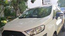 Bán lại xe Ford EcoSport đời 2018, màu trắng còn mới giá cạnh tranh
