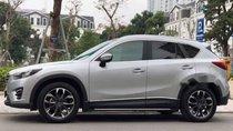 Cần bán xe Mazda CX 5 đời 2017, màu bạc như mới