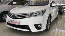 Cần bán Toyota Corolla altis 1.8 CVT sản xuất 2016, màu trắng, 690 triệu