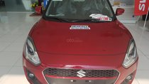 Suzuki Swift GLX 1.2L CVT màu đỏ xe nhập, giá chỉ 549 triệu. LH:0918649556