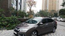 Ô Tô Thủ Đô bán Honda City AT 2016, màu nâu titan, giá 506 triệu