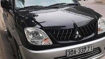 Cần bán gấp Mitsubishi Jolie 2004, màu đen