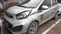 Cần bán xe Kia Morning đời 2015, màu bạc