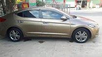 Cần bán lại xe Hyundai Elantra sản xuất năm 2016, màu nâu như mới, giá chỉ 610 triệu