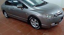 Cần bán Honda Civic sản xuất năm 2008, màu xám, giá tốt