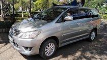 Bán Toyota Innova năm sản xuất 2013, màu bạc số sàn, giá 550tr