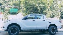 Bán xe Mazda BT 50 2016, màu trắng, nhập khẩu