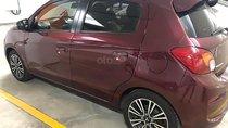 Cần bán xe Mitsubishi Mirage sản xuất năm 2016, màu đỏ, nhập khẩu, đăng ký lần đầu 12/2016