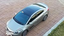 Bán ô tô Kia K3 đời 2014, màu vàng như mới, 535tr