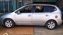 Cần bán lại xe Kia Carens đời 2007, màu bạc, xe nhập như mới