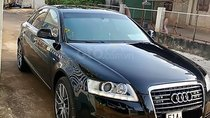 Cần bán gấp Audi A6 Sline năm 2009, màu đen, nhập khẩu nguyên chiếc