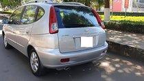 Cần bán gấp Chevrolet Vivant AT năm 2009, màu bạc, 210tr