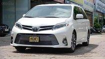 Bán Toyota Sienna Limited năm sản xuất 2019, màu trắng sang trọng