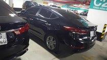 Cần bán gấp Hyundai Elantra GLS sản xuất năm 2017, màu đen