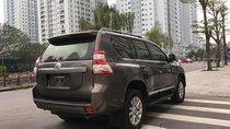 Cần bán Toyota Prado TXL sản xuất năm 2017, nhập khẩu
