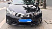 Bán ô tô Toyota Corolla altis G đời 2015, màu đen xe gia đình, giá 560tr