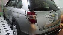 Bán xe Chevrolet Captiva năm sản xuất 2008, màu bạc chính chủ