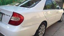 Cần bán Toyota Camry 2.4AT đời 2003, màu trắng