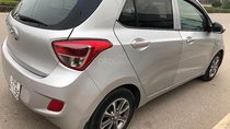 Xe Hyundai Grand i10 Mt đời 2014, màu bạc, nhập khẩu chính chủ