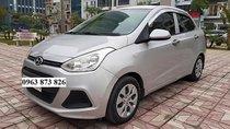 Cần bán xe Hyundai Grand i10 đời 2015, màu bạc, xe nhập như mới