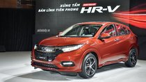 Bán Honda HR-V Nhập Thái Lan, xe đủ màu, giao ngay, hỗ trợ ngân hàng 80%, thủ tục đơn giản, uy tín, chuyên nghiệp