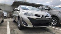 Bán xe Toyota Vios 2019 tự động trang bị đầy đủ tiện nghi, giao ngay, có đủ màu
