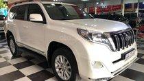 Cần bán Toyota Prado TXL 2016, màu trắng, nhập khẩu nguyên chiếc