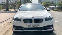 Bán BMW 5 Series 520i đời 2015, màu trắng, xe nhập