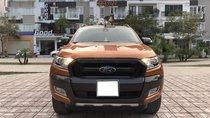 Bán ô tô Ford Ranger 3.2L Wildtrak 4x4 AT đời 2016, nhập khẩu