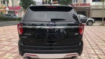 Bán ô tô Ford Explorer 2.3 Limited sản xuất 2016, màu đen, nhập khẩu nguyên chiếc Mỹ