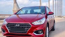 Bán Hyundai Accent 1.4 AT năm sản xuất 2019, màu đỏ