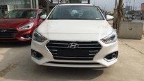 Bán Hyundai Accent 1.4 AT đặc biệt sản xuất 2019, màu trắng, giá cạnh tranh