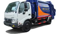 Bán Hino XZU 342l năm 2018, màu xanh lam, xe nhập, giá 900tr
