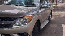 Cần bán gấp Mazda BT 50 sản xuất 2014, màu nâu, nhập khẩu, giá 455tr