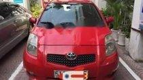 Cần bán lại xe Toyota Yaris đời 2008, màu đỏ, nhập khẩu nguyên chiếc Nhật