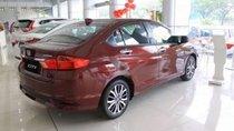 Cần bán Honda City 1.5AT 2018, màu đỏ, giá chỉ 559 triệu