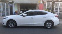 Bán Mazda 3 sản xuất năm 2016, màu trắng chính chủ giá cạnh tranh