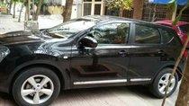Cần bán gấp Nissan Qashqai đời 2008, màu đen, xe gia đình ít sử dụng