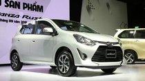 Bán xe Toyota Wigo đời 2019, màu trắng, xe nhập, giá tốt