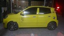 Cần bán xe Kia Morning đời 2012, màu vàng, giá tốt