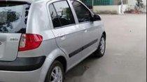 Cần bán Hyundai Getz đời 2010, xe màu bạc